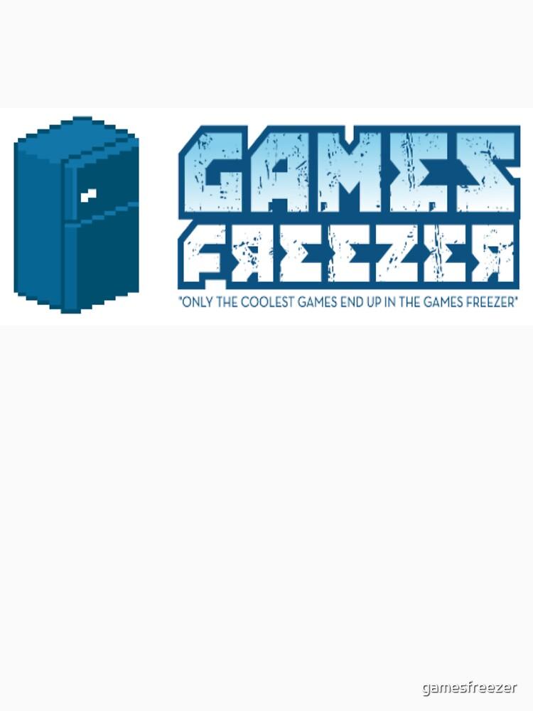 Games Freezer by gamesfreezer