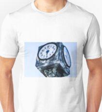 A Timeless Clock of Adventure Unisex T-Shirt