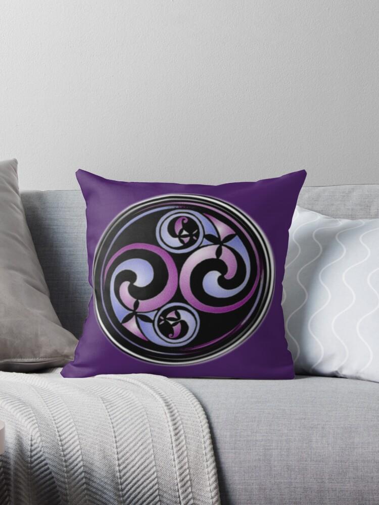 Celtic Spiral #2 by wu-wei
