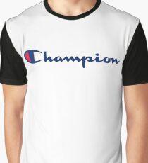 Champion Sports Graphic T-Shirt