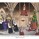 Rich Skipworth Monks Collection: 'Shocking!' by RichSkipworth