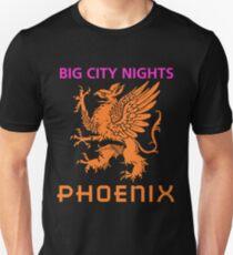 BIG CITY NIGHTS-PHOENIX Unisex T-Shirt