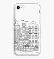 Amsterdam for Coloring iPhone Case/Skin