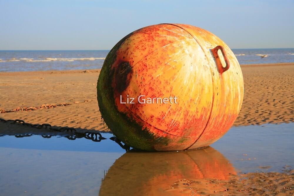 www.lizgarnett.com - Dymchurch Buoy by Liz Garnett