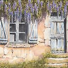 Wisteria Cottage by FranEvans