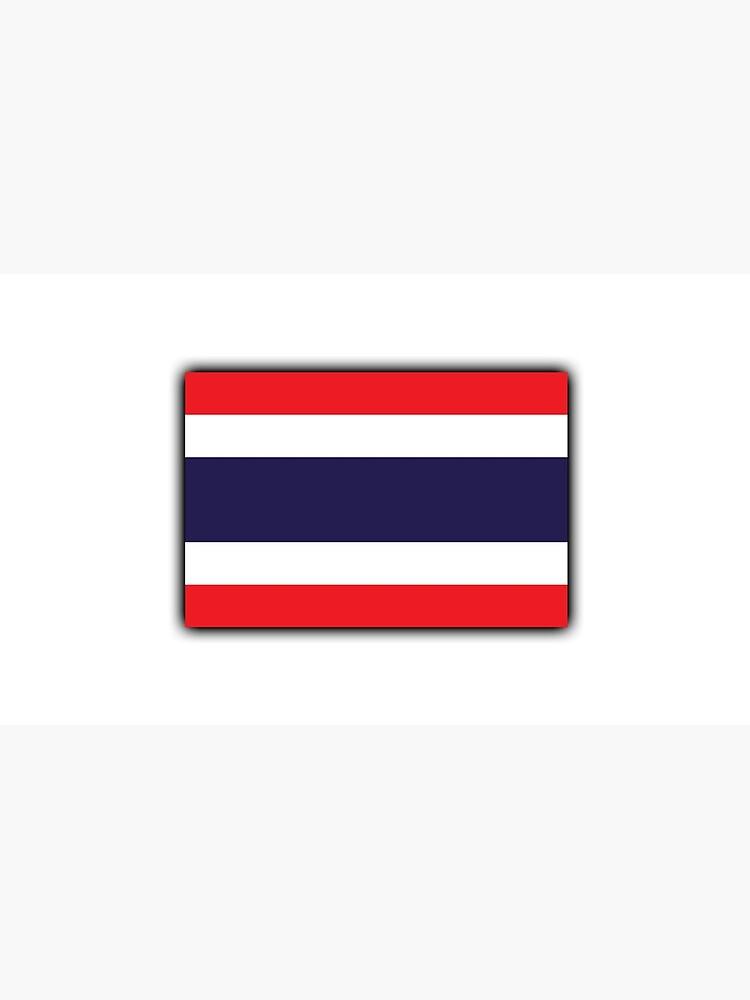 la thailande drapeau