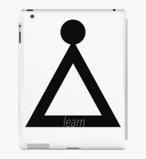 Learn iPad Case/Skin