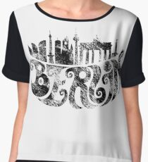 Berlin Women's Chiffon Top