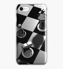 Chess Board Game iPhone Case/Skin