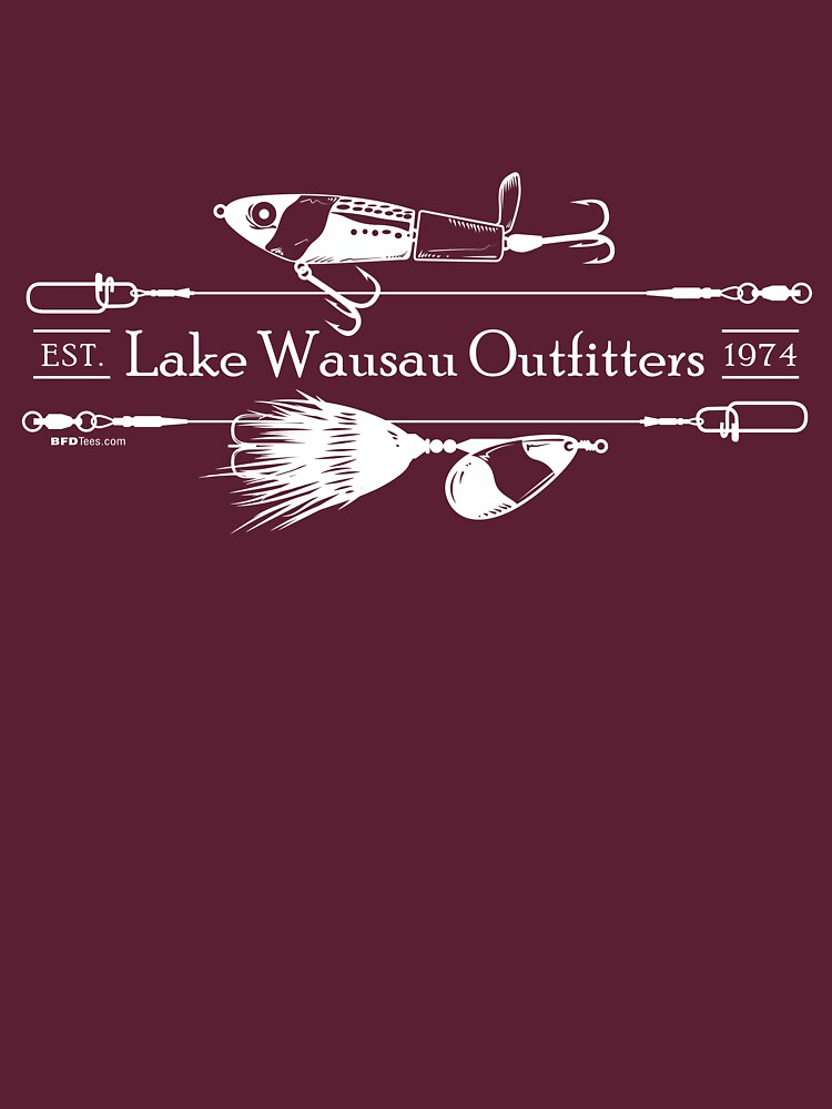 Lake Wausau Outfitters by bigfatdesigns