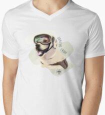 Gracias frida Men's V-Neck T-Shirt