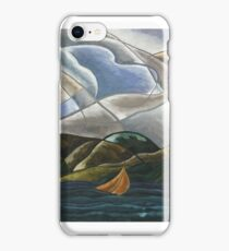 Clouds and Water by Arthur Dove iPhone Case/Skin