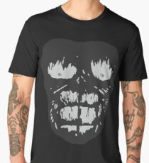 Funny Halloween party costume hairy sasquatch Gorilla bigfoot Men's Premium T-Shirt