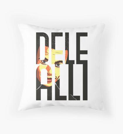 Dele Alli 20 Throw Pillow