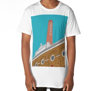 Quot London Brick Lane Truman Chimney Quot By M Lapino Redbubble