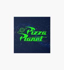Pizza Planet Space Art Board