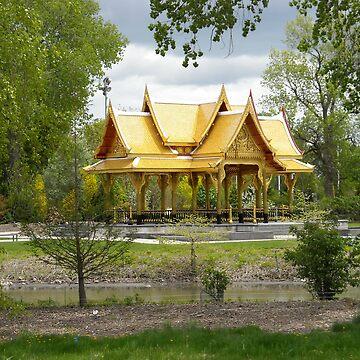 Thai Pavilion by gerelgruber