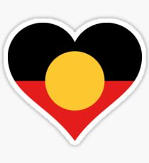 Aboriginal Australia Sticker