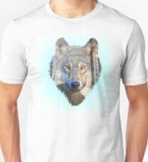 Winter wolf head  T-Shirt