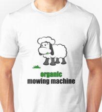 organic mowing maschine Unisex T-Shirt