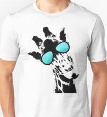 Too cool for school Giraffe  T-Shirt