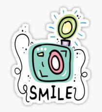 Camera photography Sticker