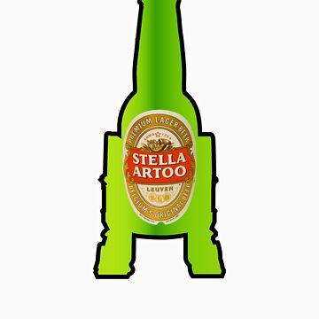 Stella Artoo (blame TBO...) by JamesLillis