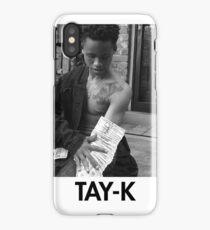 Tay-K Rectangular Image iPhone Case/Skin