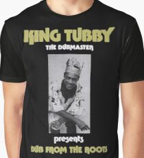 King Tubby Dub From The Roots Graphic T-Shirt