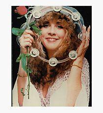 Stevie Nicks Photographic Print