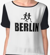 Run Berlin Women's Chiffon Top