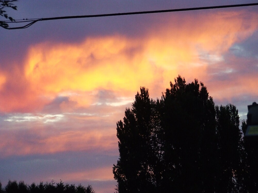 Fire In The Sky by wldman68