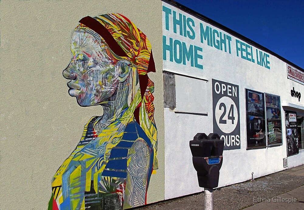 Feels Like Home  by Ethna Gillespie