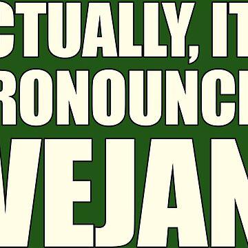 Actually, Vejan by segosha
