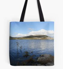 Burren mountain Tote Bag
