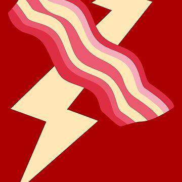 Bacon Man! by jerrygrey