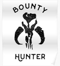 Bounty Hunter Fett Poster