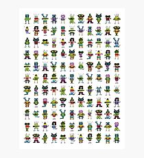 Make A Monster_multiples Photographic Print