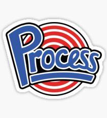 Tunesquad Process Sticker