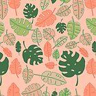 «Plantas y rosa» de theseakiwi