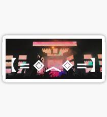 Porter Robinson | Lollapalooza 2017 Sticker