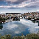 Voulismeni Lake, Agios Nikolaos  by Kasia-D