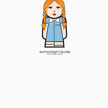 Schoolgirl Dude™ by TheDudes