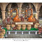 Rich Skipworth Monks Collection: 'Distilled Monks' by RichSkipworth