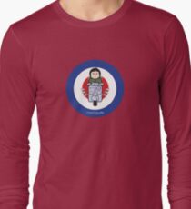 Mod Dude Target™ Long Sleeve T-Shirt