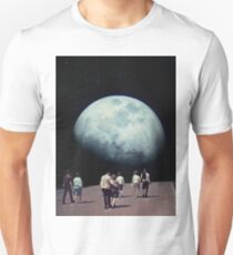 Way Back Home Slim Fit T-Shirt