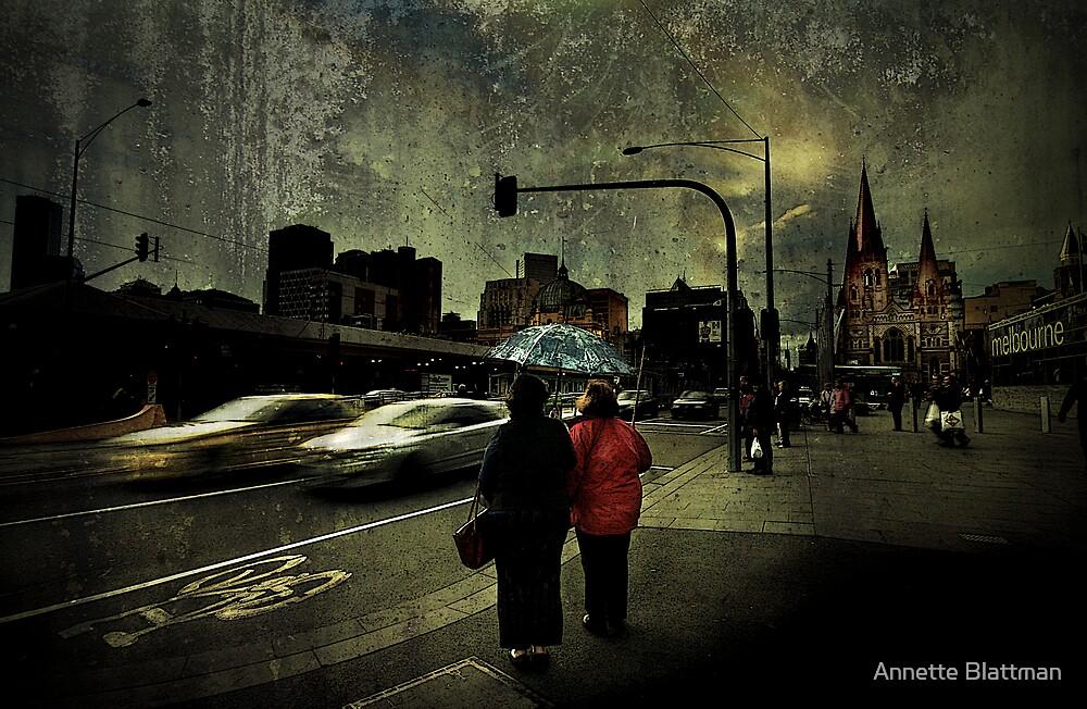 Melbourne Winter by Annette Blattman