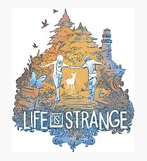 LIFE IS STRANGE Photographic Print