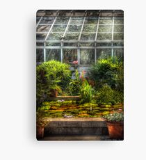 The Greenhouse II Canvas Print