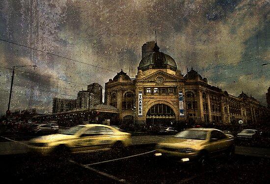 Melbourne Winter 2 by Annette Blattman